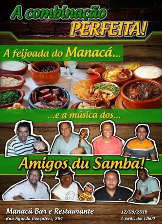 Convite Manaca