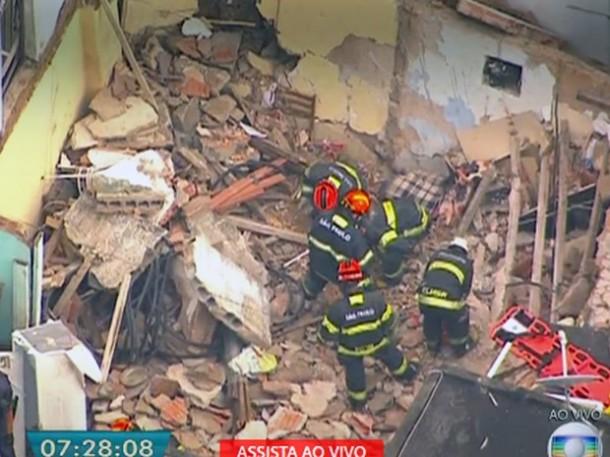 Explosao em Taboao da Serra