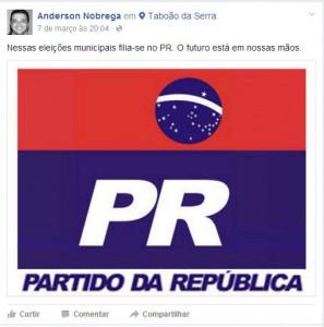 PR de Taboão perde a sua estrela e vai tentar sobreviver sem nenhum político com mandato. (Foto: Reprodução)