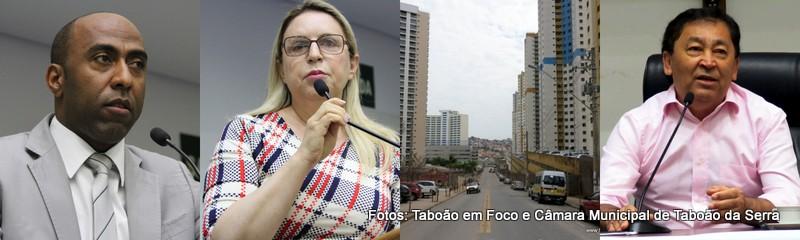 Eduardo Lopes, Luzia e Aprigio