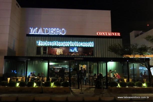 Fachada Madero Container