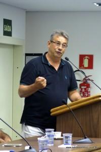 Ex-prefeito Vicente Buscarini se filia no PV e pode ser o candidato da nova frente de oposição.