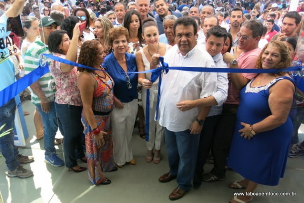 Fernando Fernandes inaugura a UBS Clementino