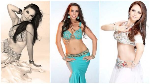 As bailarinas