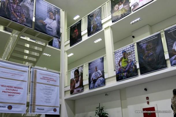 Exposição sobre mulheres negras em Taboão da Serra não vai durar nem 24 horas.