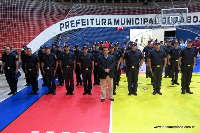 GCM de Taboão da Serra incorpora mais 30 agentes em sua corporação.