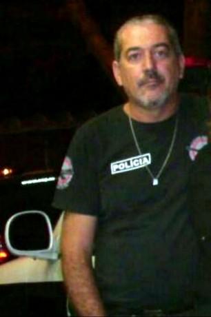 Policial Civil Fernando dos Santos Menani assassinado em Taboão da Serra. (Foto: Reprodução)