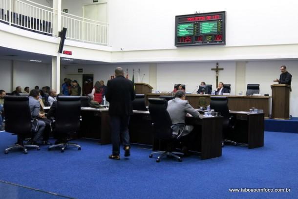 Câmara de Taboão da Serra aprova em primeira votação a LDO 2017