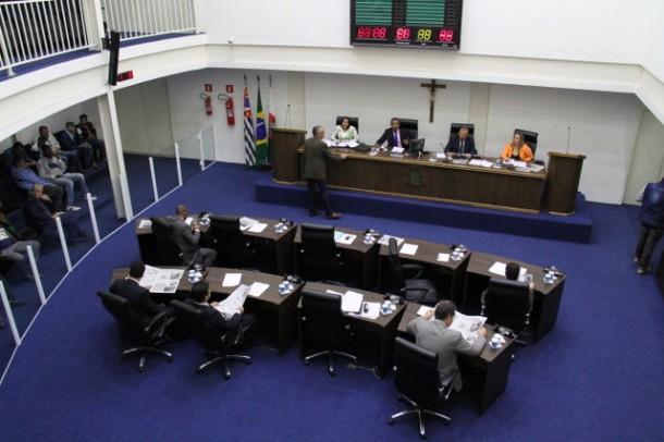 Câmara de Taboão da Serra aprovam LDO e alteram plano diretor. (Foto: Cynthia Gonçalves / CMTS)