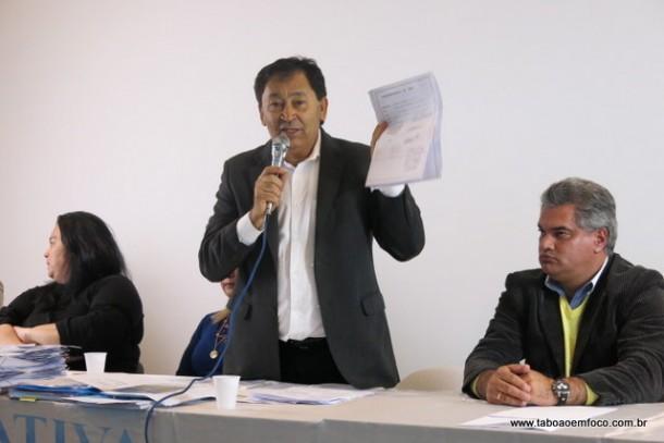 Aprígio não corre o risco de ser conduzido 'a força' para depor CPI da Câmara de Taboão.