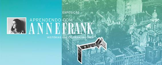 Exposicao Anne Frank