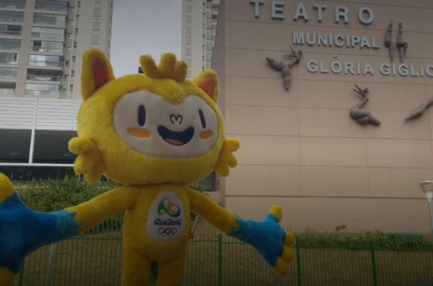 Mascote em Osasco