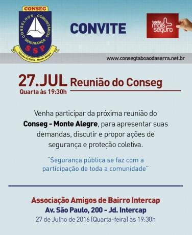 Reuniao do Conseg