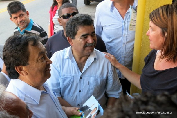 Ex-vereador Paulo Félix vai renunciar a disputa para vereador; sua esposa será a substituta.