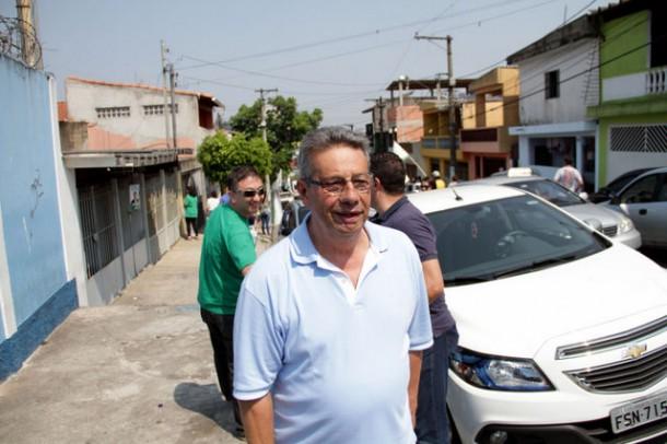 Buscarini vai intensificar campanha na reta final. (Foto: Eduardo Toledo)