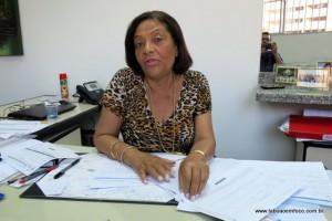 Dirigente de Ensino de Taboão da Serra comenta o resultado do Ideb das escolas estaduais.
