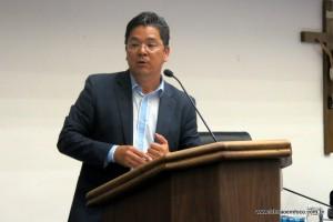 Onishi abriu o debate sobre o autismo em Taboão da Serra.