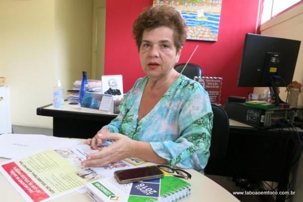 Secretária de saúde convoca coletiva e rebate jornal do candidato a prefeito Evilásio que fala da saúde.