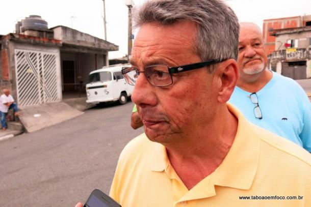 Candidato a prefeito Vicente Buscarini aumenta o tom das críticas ao prefeito Fernando Fernandes.