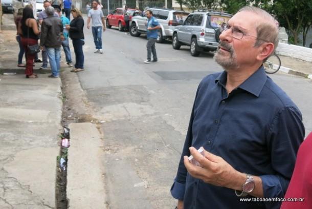 Candidato Evilásio Farias não teve agenda pública no final de semana. (Foto: Arquivo)