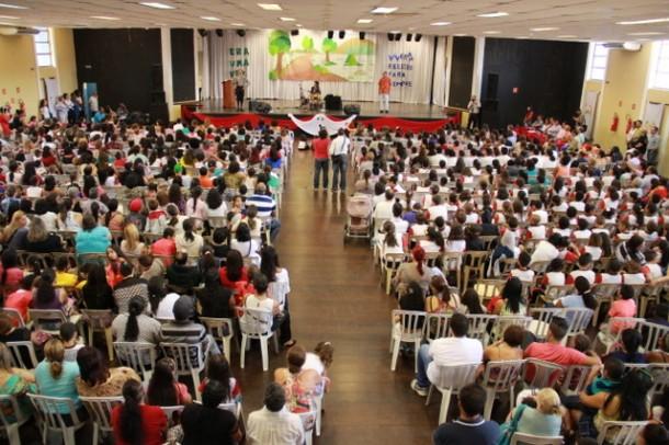 Leitura na praça de 2016 acontece nas Praças Nicola Vivilechio, Luiz Gonzaga, Dona Jô (Salete) e no Parque da Família (Parque Pinheiros). (Foto: Divulgação / PMTS)
