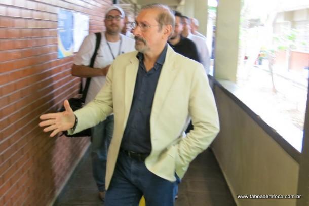 Evilásio Farias que já teve mais de 72 mil votos, viu seu eleitorado minguar e ainda ter seus votos anulados.