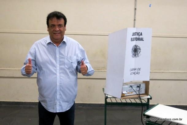 Reeleito, Fernando Fernandes vai governar Taboão da Serra até o final de 2020.