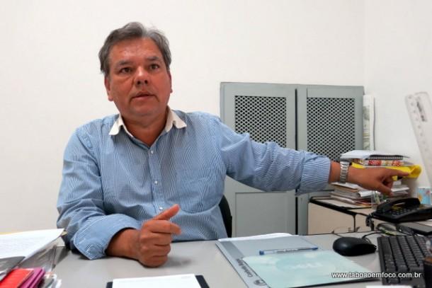 Secretário de Transportes Rinaldo Tacola afirma que no momento a ideia é proibir o Uber em Taboão da Serra.