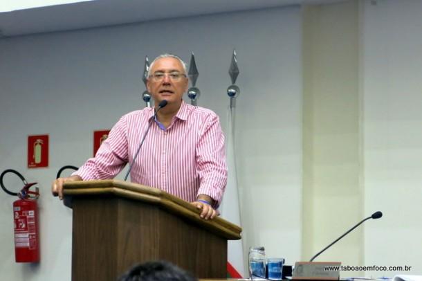 André Egydio é autor do requerimento com voto de louvor pelo Dia do Dentista.