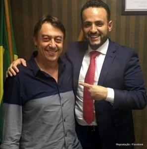 Justiça suspende a diplomação do vice Dr. Peter e do prefeito eleito Ney Santos, que está foragido.