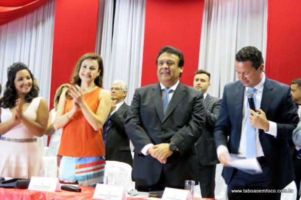 Joice Silva repetiu diversas vezes que não teve apoio da deputada Analice e do prefeito Fernando.