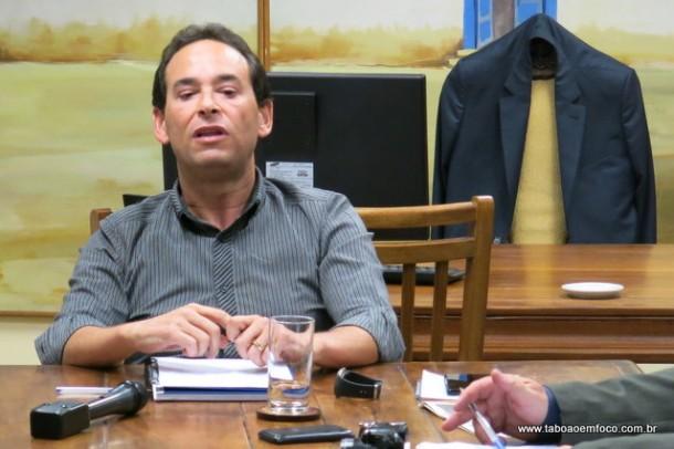 Ex-prefeito Chico Brito tem contas rejeitadas pela Câmara de Embu das Artes e vira Ficha-Suja. (Foto: Arquivo)