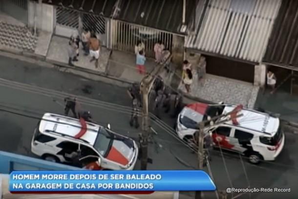Inseguranção no Jardim Monte Alegre chega ao ápice com morte de um morador durante assalt em fevereiro deste ano.