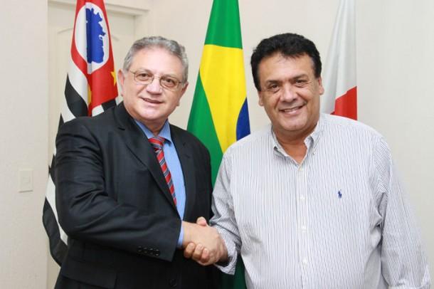 Apesar do encontro que selou a paz e pedido de desculpa, deputado Ramalho é condenado por injúria contra o prefeito Fernando Fernandes em 2013. (Foto: Divulgação)
