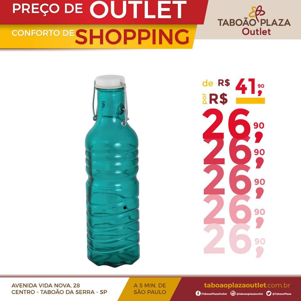 2153188ffcb Confira algumas promoções do Taboão Plaza Outlet para aproveitar no ...