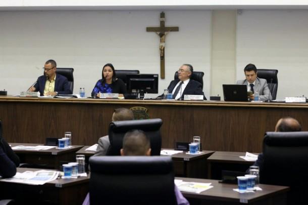 Camara aprova criacao da medalha Laurita Ortega_CMTS