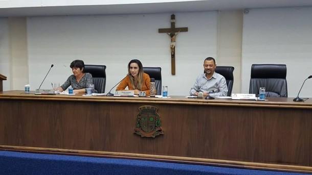 Comissão de Direitos Humanos realiza audiência na Câmara de Taboão da Serra. (Foto: Divulgação)