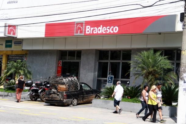 Agências do Banco Bradesco agora recebem o pagamento do IPTU de Taboão da Serra. (Foto: Ricardo Vaz / PMTS)