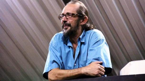 Ator Mário Pazini, morreu de forma precoce aos 51 anos, mas deixou forte legado cultural em Taboão da Serra. (Foto: Reprodução)