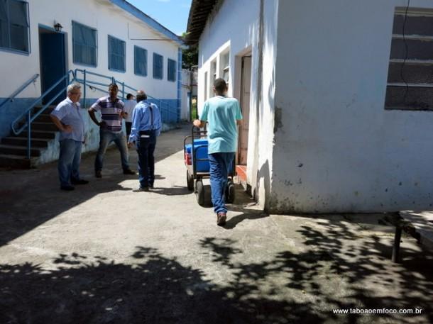 Instituição Asas Branca foi alvo de reintegração de posse. Área volta a Prefeitura de Taboão da Serra, que havia cedido o local em 1964.