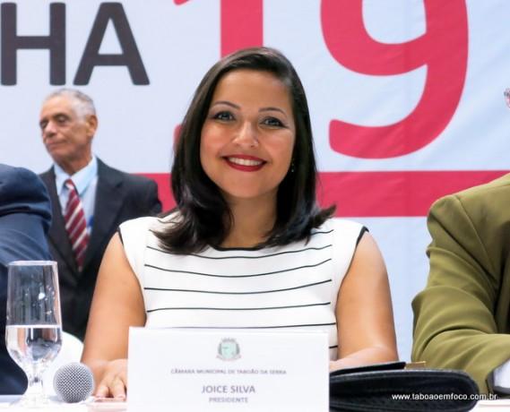 Lei da vereadora Joice Silva vira referência no combate a violência contra as mulheres.