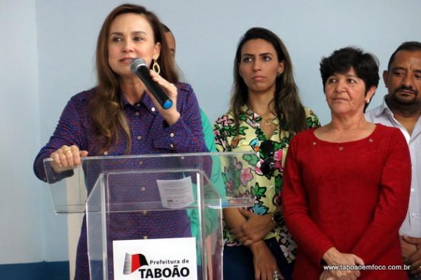 Deputada Analice Fernandes destaca a importância do Saica.