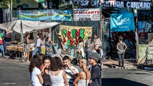 Coletivos se reúnem na Casa de Cultura Candearte no Parque Marabá. (Foto: Wladmir Raeder)