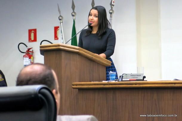 Presidente Joice Silva diz que Prefeitura provou não ter condições de conceder aumentar a despesa com pessoal.