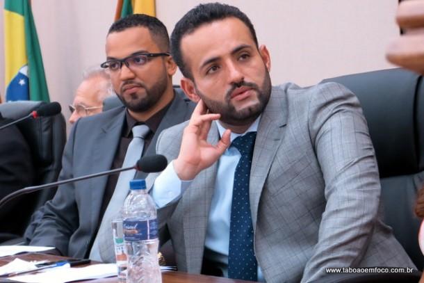 Ney Santos ignora gestão de Hugo Prado e 'apaga' quase 40 dias de sua gestão a frente da Prefeitura de Embu das Artes.