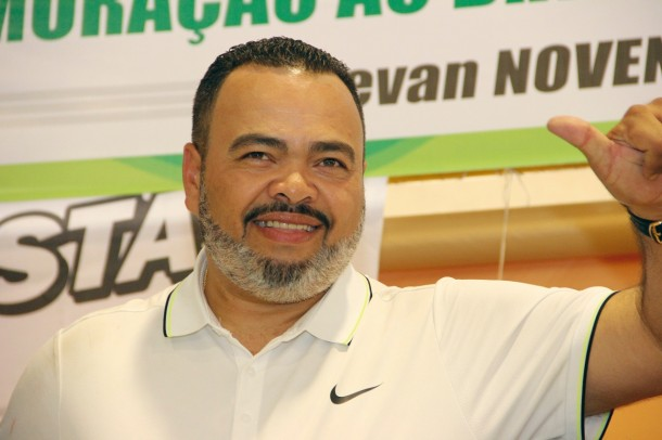 Valdevan Noventa quer disputar as eleições municipais de 2020. (Foto: Divulga)