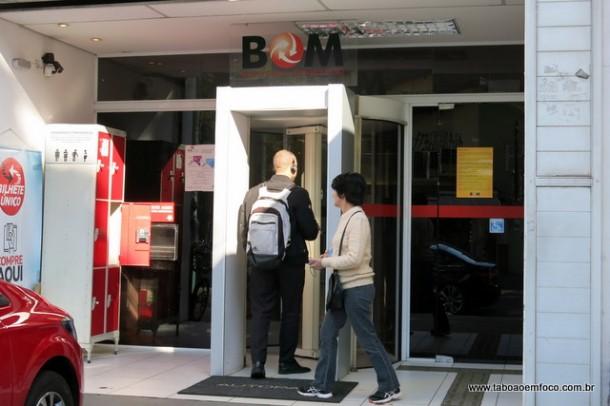 Loja do Cartão Bom em Taboão da Serra fechou após o atendimento do dia 8 de julho. Ela deve ser reaberta em breve no Poupatempo e no Atende.