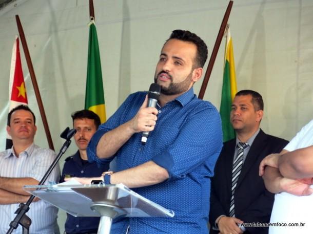 Ney Santos promete aumentar o número de bases fixas da GCM em Embu das Artes