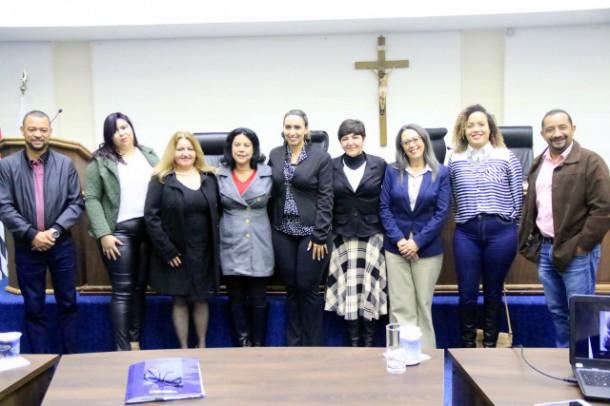 Audiência pública foi marcada por depoimentos das mulheres que sofreram agressões e abusos. (Foto: Divulgação)