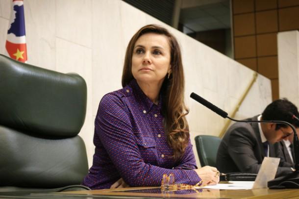 Analice Fernandes é a primeira-dama de Taboão da Serra e deputada estadual. (Foto: Divulgação)
